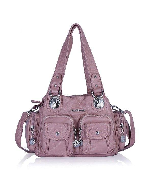 leather zipper satchel for men Genuine leather sling bag for women handmade leather zipper purse purple leather sling back pack women
