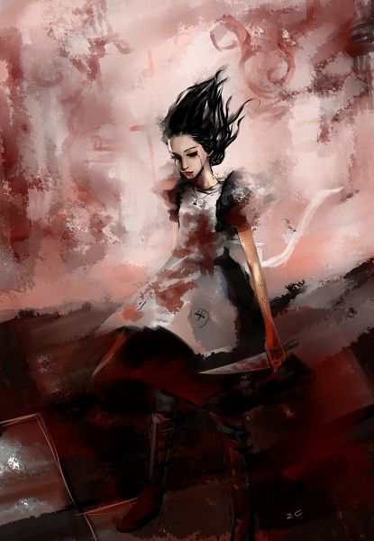 Tags: American McGee's Alice, Artist Request, Alice (American McGee's), American…