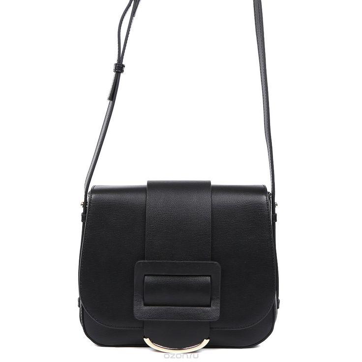 Сумка женская Galaday, цвет: черный. GD7077 - купить модные аксессуары от Galaday по лучшей цене в интернет-магазине OZON.ru