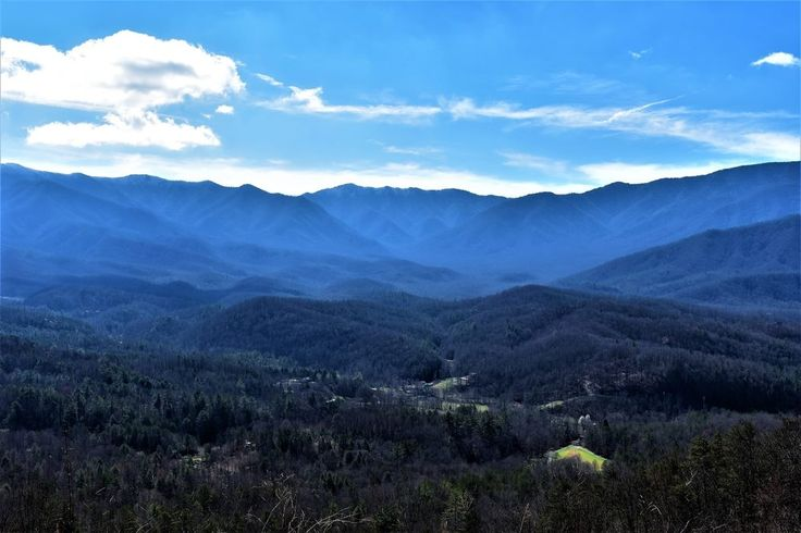 It's a beautiful day in the Smoky Mountains!