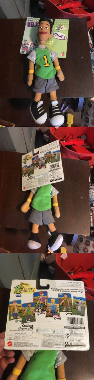 Disney 2597: Disney Recess Vince Plush Toy New One Saturday Morning- Vintage Rare! Mattel -> BUY IT NOW ONLY: $199.99 on eBay!