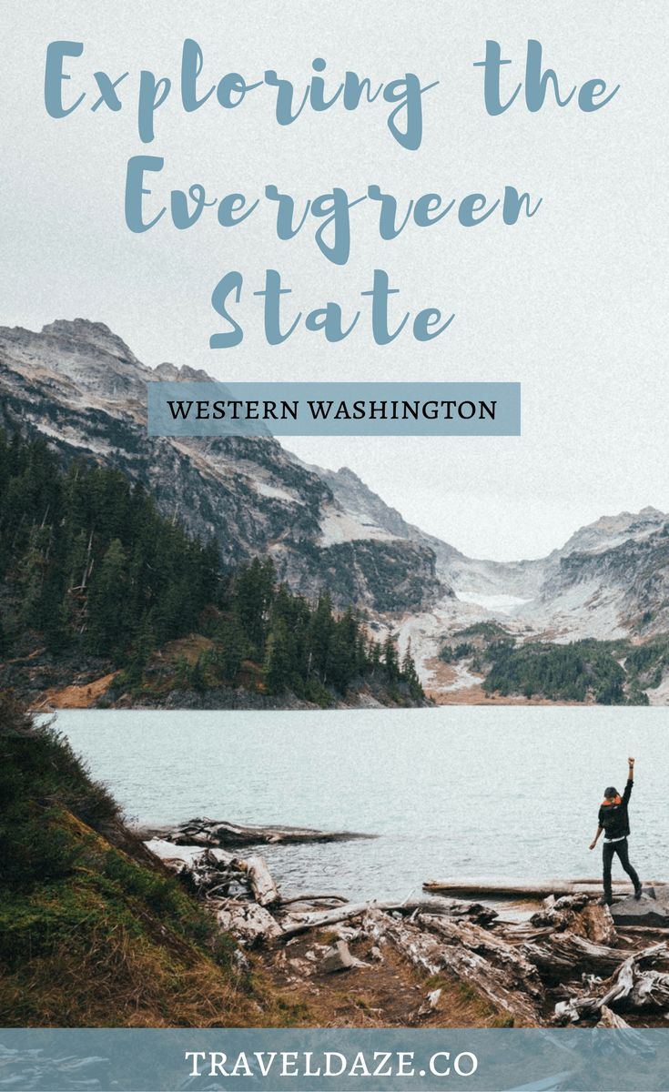 Of all 50 United States, Washington is my favorite to explore. The Evergreen state is filled with stunning landscapes, natural beauty, and the cutest little towns. Here are 12 must-visit places in western Washington. Washington state / Exploring the Evergreen State / Western Washington / Seattle / Seattle daytrips #PNW #TravelDaze #travel