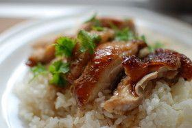 ベトナム風鳥肉 (Cơm Gà)