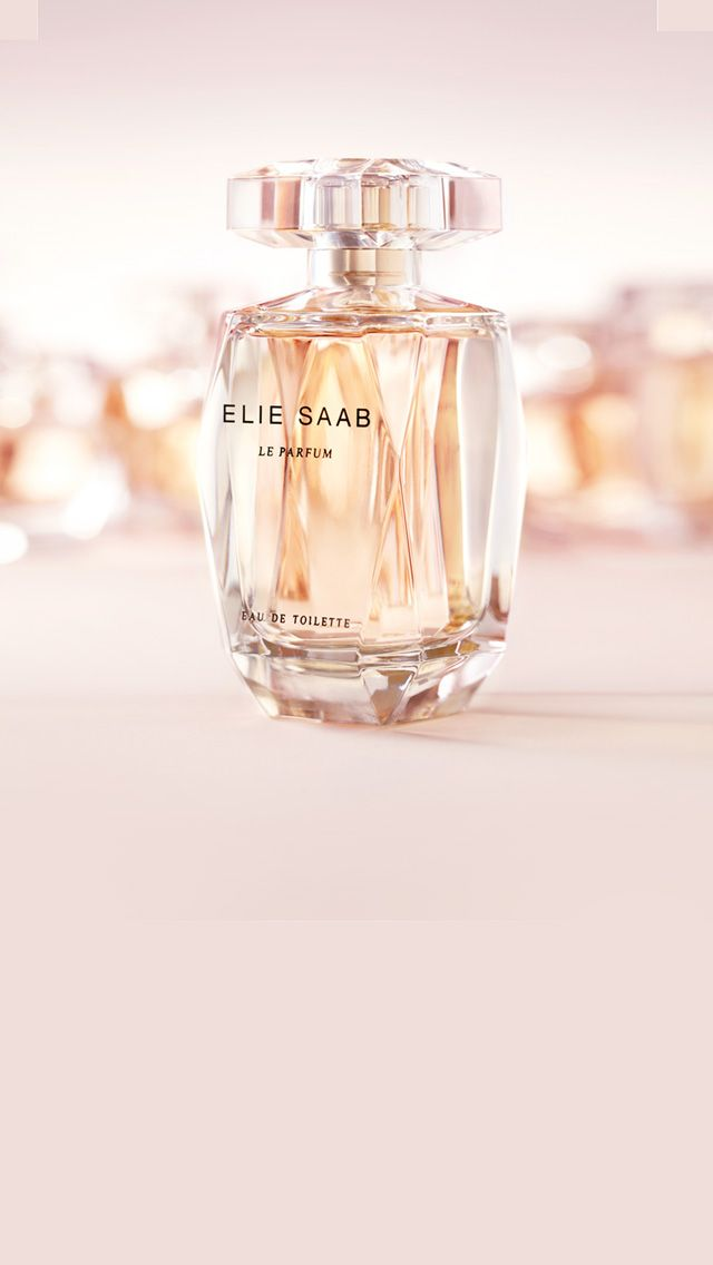 Eau de Toilette #Elie Saab - #LuxurydotCom