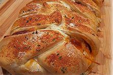 Braided Spaghetti Bread | The official blog of America's favorite frozen dough