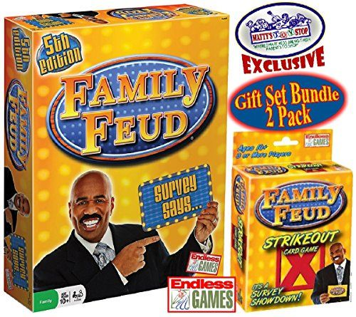 Cool Drones at Sceek.com Endless Games Family Feud 5th Edition & Family Feud Strikeout Card Game Deluxe Gift Set Bundle - 2 Pack http://sceek.com/product/endless-games-family-feud-5th-edition-family-feud-strikeout-card-game-deluxe-gift-set-bundle-2-pack/  available at Sceek.Com