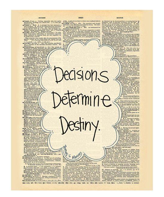 'Destiny' Dictionary Print | zulily