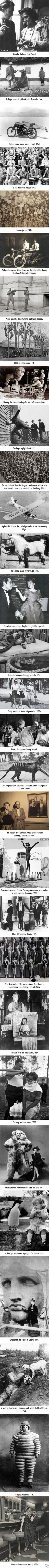 30 captivating historical photographs that you need to see - 9GAG