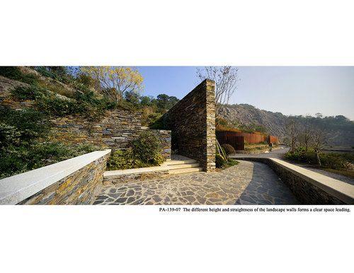 THUPDI, Tsinghua University — Quarry Garden in Shanghai Botanical Garden