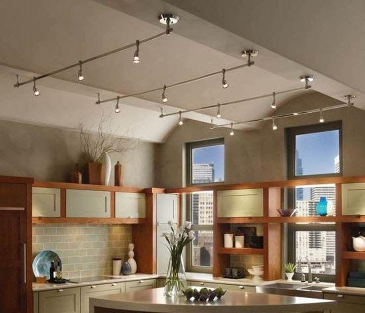 Lighting Ideas For Kitchen 11 Stunning Photos Of Kitchen Track Lighting Track Lighting Kitchen Track Lighting Track Lighting Fixtures