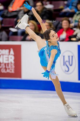 Evgenia Medvedeva - RUS | by Danielle Earl Photography