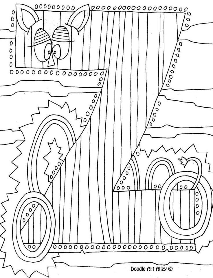 arts coloring pages - photo#47