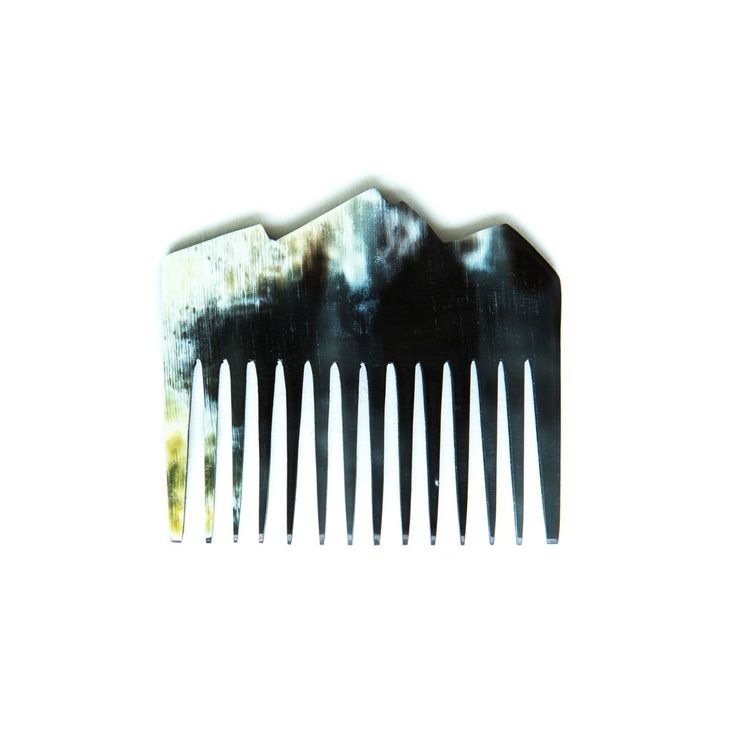 Fit for Vikings Horn Beard Comb