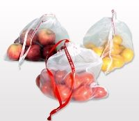 Kestopussit hedelmille ja vihanneksille