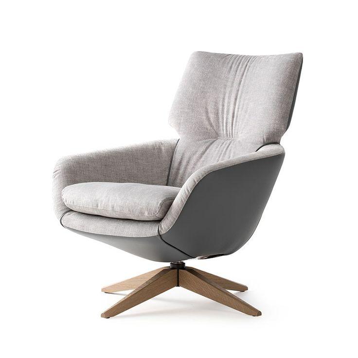 Leolux Lloyd fauteuil