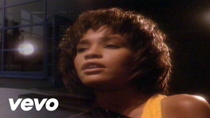 Whitney Houston - Saving All My Love For You