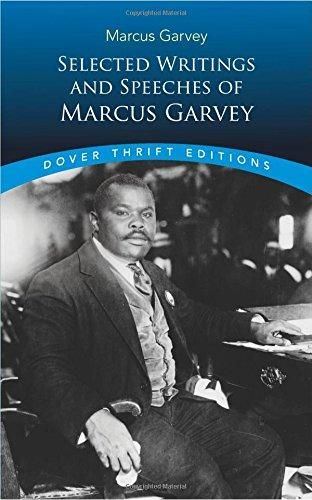 Selected Writings And Speeches Of Marcus Garvey Dover Thrift Editions