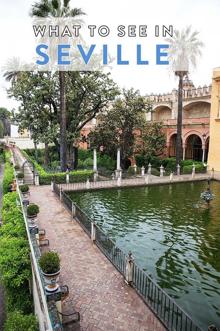 A 2 day itinerary for Seville in South Spain covering food, sights and accomodation.