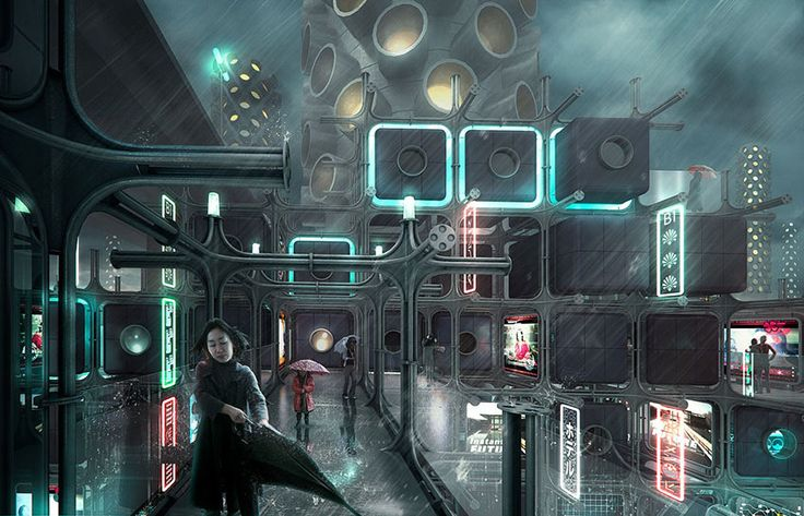 my-makingofcloud:  Making of CityLIFE's 'Metabolic City' by Jean-Marc Emy