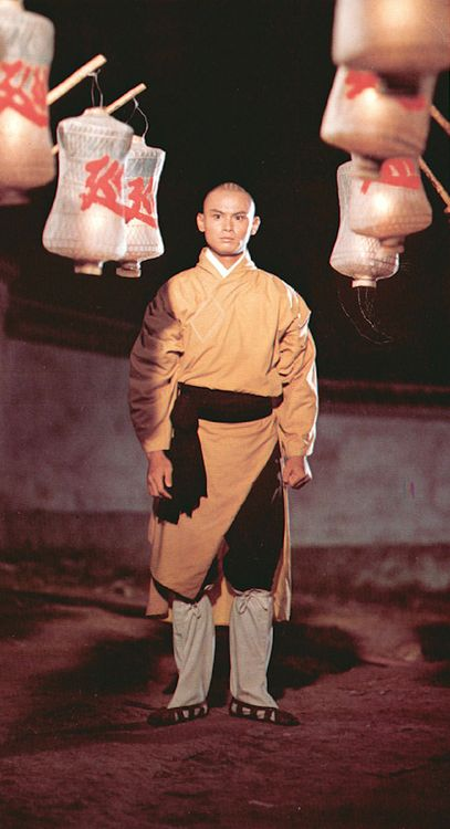 The Master Gordon Liu
