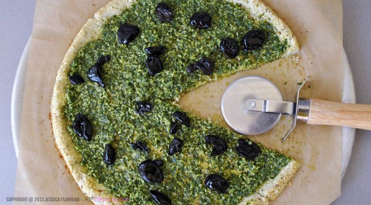 Autoimmune Paleo Summer Pizza made with Cauliflower! AIP Lifestyle #autoimmune paleo #AIP #autoimmune protocol