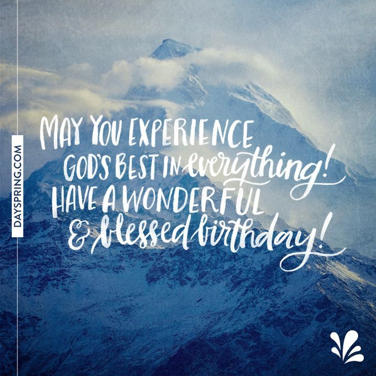 Image Result For Birthday Quotes Mountain