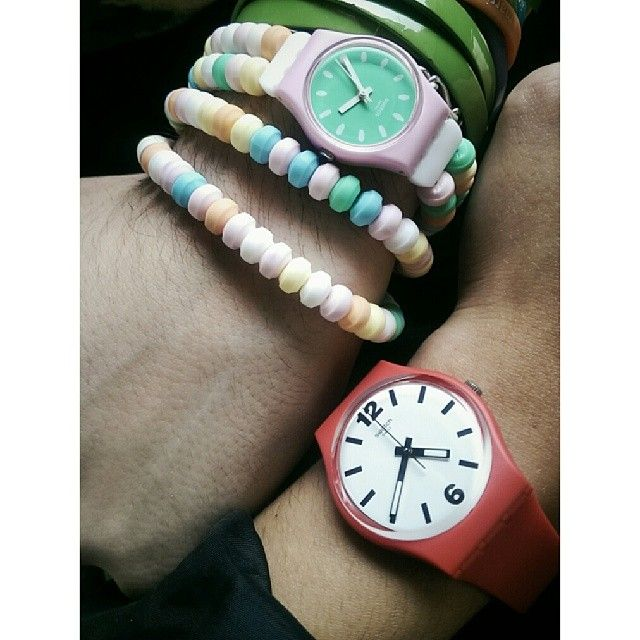 #Swatch: Cammdelg Camdelg, Instagram Photo