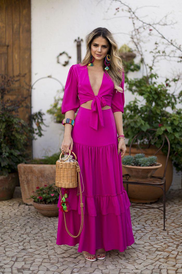 1151435ff031 News Loft111 | Clothes | Looks femininos, Vestidos de verão e Roupas ...