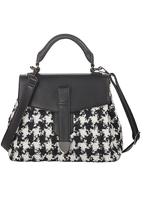 Houndstooth Handbag #Kaleidoscope #Workwear