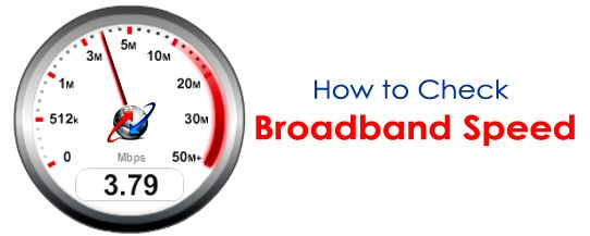 How to check you BSNL Broadband Speed, Difference between KBps and kbps