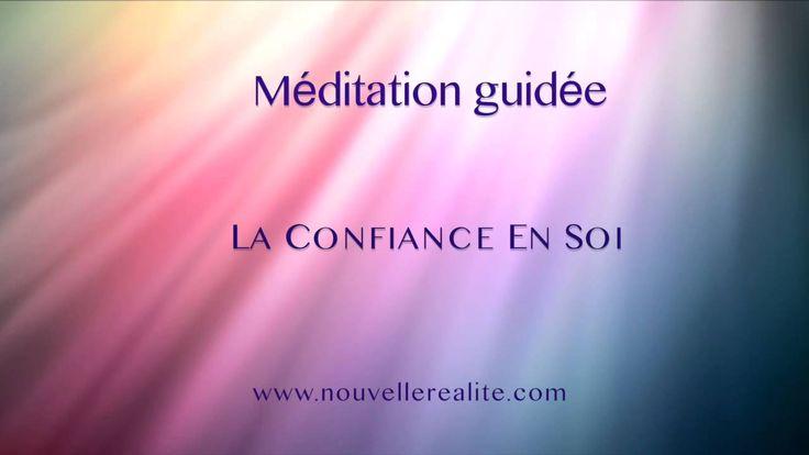 Méditation guidée pour améliorer la confiance en soi