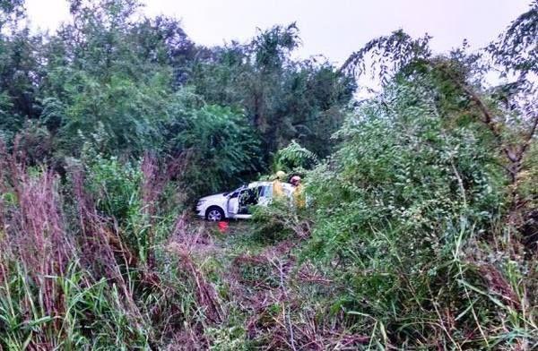 Accidente en la ruta 35 cerca de Winifreda