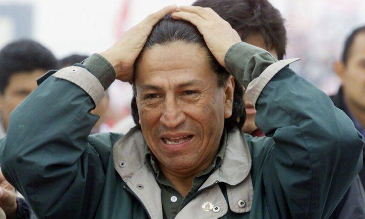 Alejandro Toledo, acusado de recibir millonarios sobornos de una constructora brasileña – Libertad Digital – The Bosch's Blog