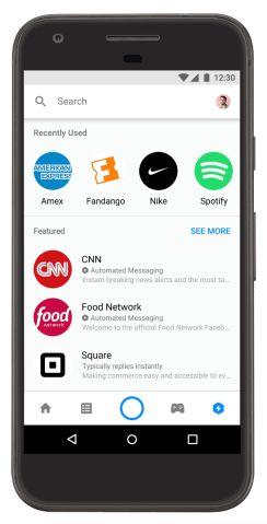 """Facebook Messenger üzerinde yeni chatbot keşfini kolaylaştırmak için geliştirdiği """"Discover"""" yani  """"Keşfet"""" sekmesini devreye aldı. #İşCep #AnındaBankacılık #teknoloji #mobilhaber #mobiluygulama #mobilhayat #technology #mobilcihaz #teknolojihaberleri #haber"""