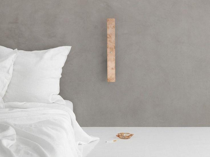 Copper wall lamp DIVAR | Copper wall lamp - Anour