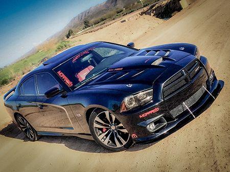 Dodge Charger Sniper Hood 2011-2014