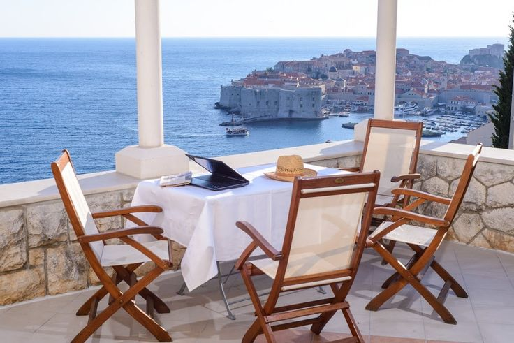 Rent the apartment Ploce Apartments- Comfort Studio With Terrace And Sea View - Petra Krešimira ... in Dubrovnik, Croacia.