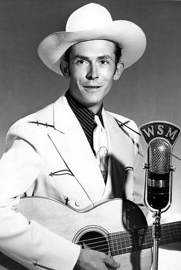 Hank Williams- died on January 1, 1953 at the age of 29 from a heart attack.. He was born Hiram King Williams, was an American singer-songwriter and musician. Regarded as one of the most significant country music artists, Williams recorded 35 singles (five released posthumously) that would place in the Top 10 of the Billboard Country & Western Best Sellers chart, including 11 that ranked number one. A2