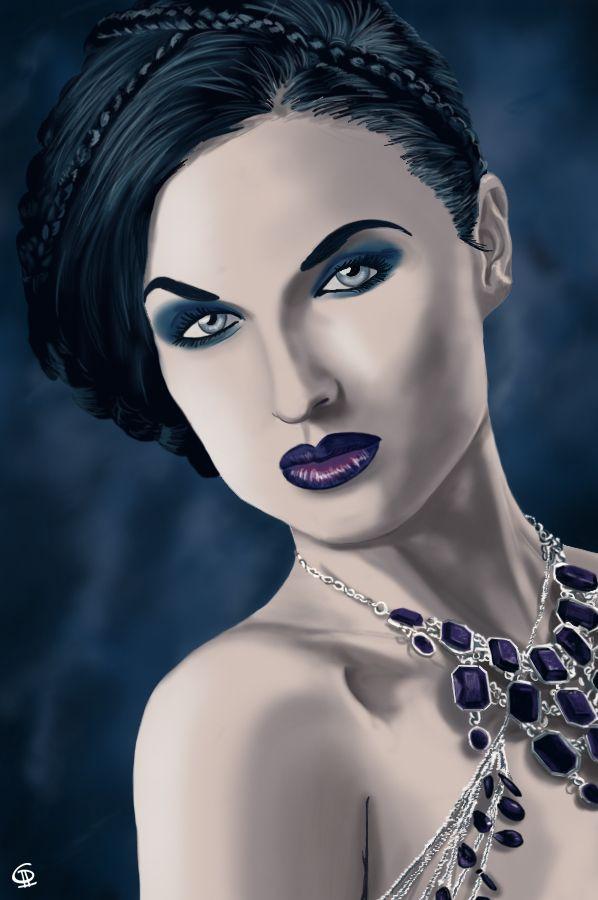 Portrait sister Sinister