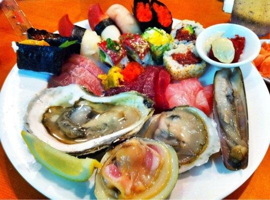 Ichi Umi--sushi buffet