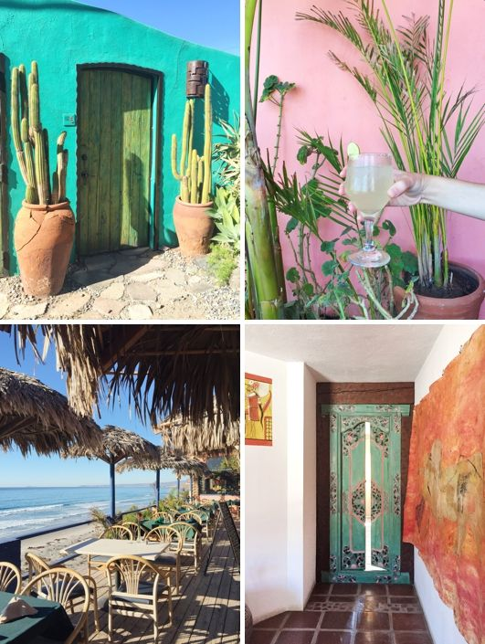 roadtrip to La Fonda, Baja California / sfgirlbybay