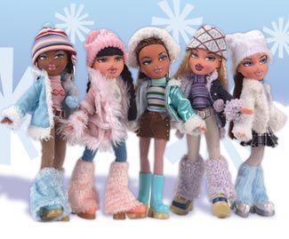 Bratz World Bratz Dolls