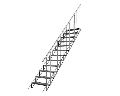 Modulare Außentreppe Pertura Theris (1 Stufe) bei HORNBACH kaufen