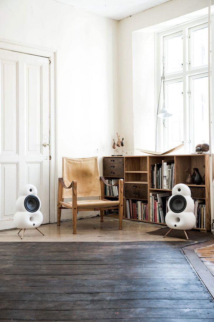 Podspeakers at Baehring home. www.baehring.dk www.baehring.se