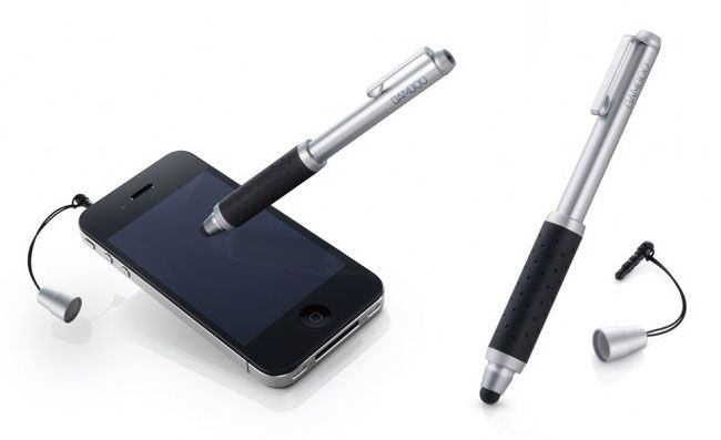 Wacom Bamboo Pocket Extendable Stylus Launches (video) - TechDigg.com