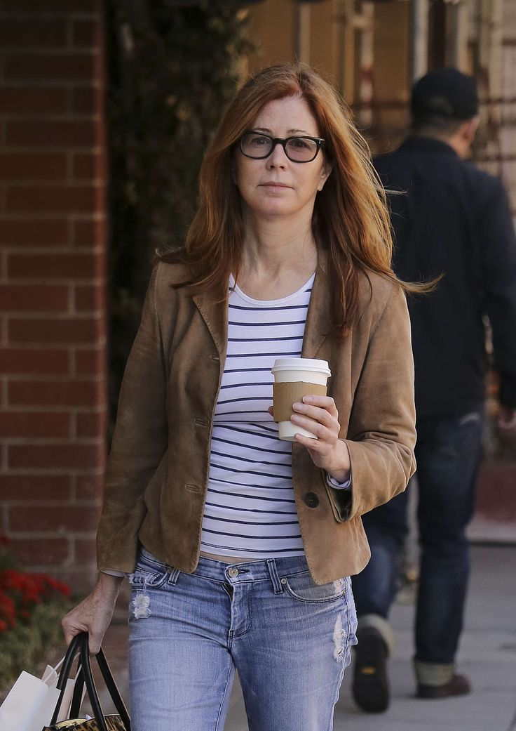Dana Delany at 59 – Out and about in Beverly Hills February 12, 2015