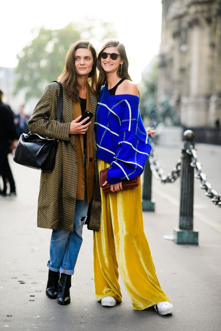 The Best Street Style From Paris Fashion Week Spring 2018 Owless