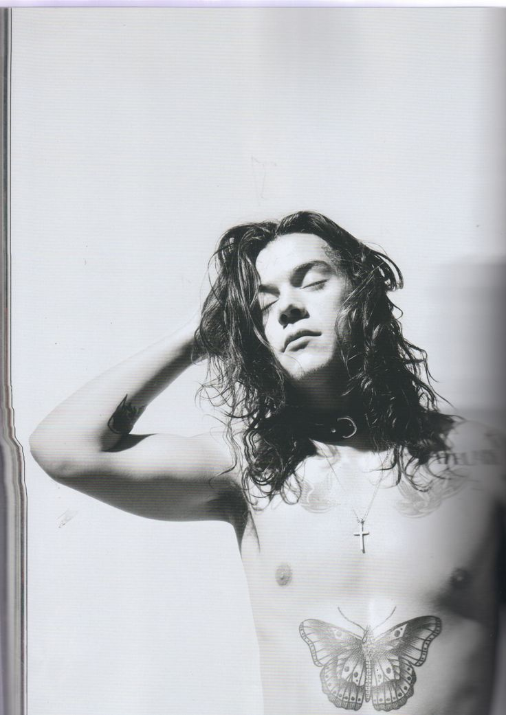 """""""Harry Styles / Another Man (7) """""""