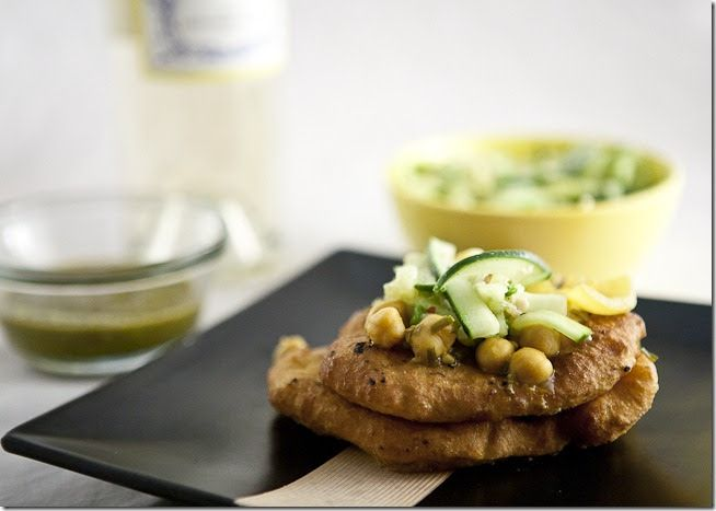 """At the time of this post, the most viewed pairing/recipe to date is """" Curried Chicken and Potato Roti Paired with Chenin Blanc ."""" The Roti..."""
