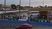 Após mais de 6h de paralisação, ônibus voltam a circular em Manaus (Suelen Gonçalves/G1 AM)